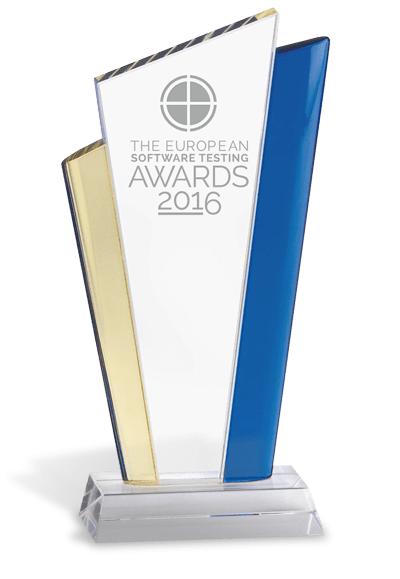 European Software Testing Awards 2016