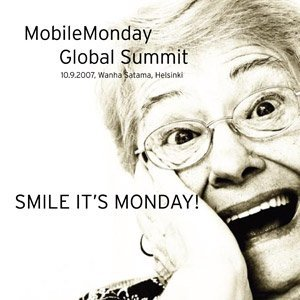 Join us at Mobile Monday Global Summit 2007!