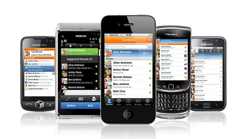 Can Symbian Brew BlackBerry? | Software Development Company