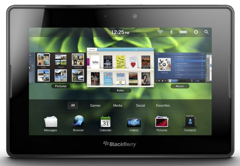 The new BlackBerry PlayBook tablet will run Android apps