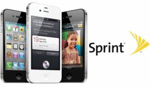 iPhone Sprint