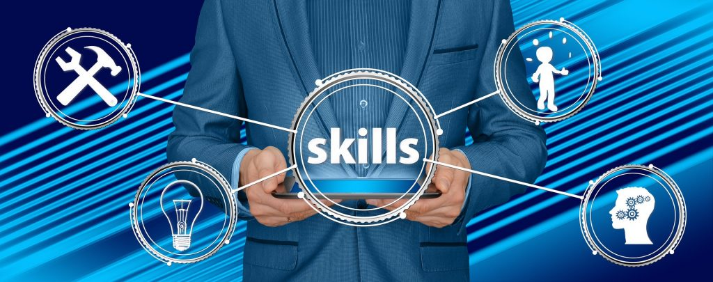 What are the top IT skills in 2012?