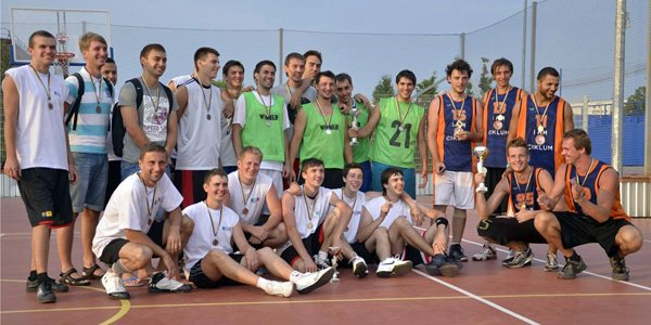 QArea's Team Took the Silver Prize of the Kharkov BaskITball Summer IT Cup