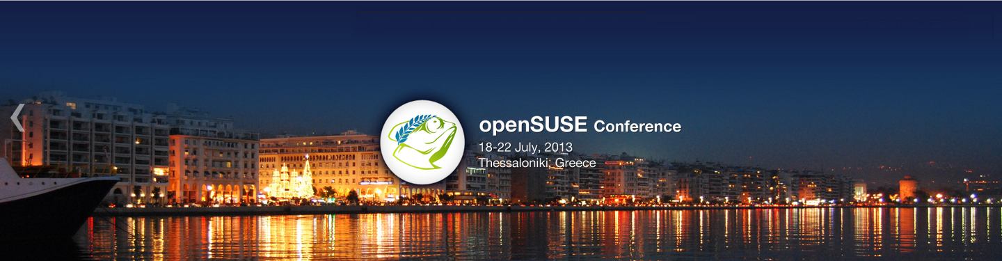 QArea Visited openSUSE 2013 Conference to Gain the Best Experience!
