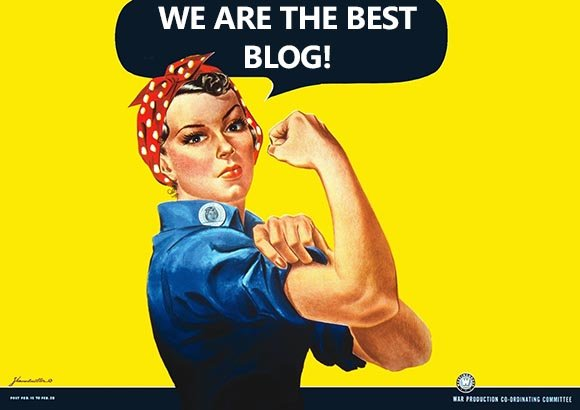 we are the best blog
