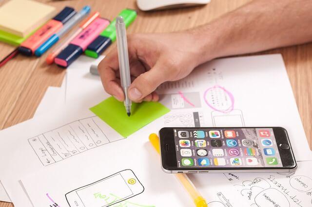 6 Main Design and Development Process Steps