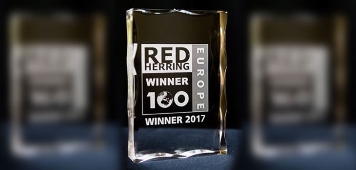 QArea, the web development company, is nominated for Red Herring top-100 finalists.