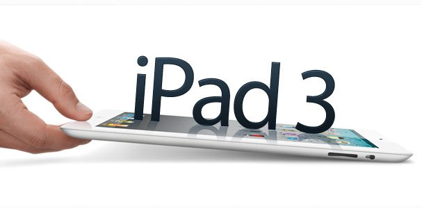 Apple Will Reportedly Reveal iPad 3 This March