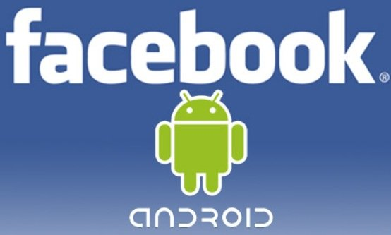 Distribution center for Android applications represented by Facebook