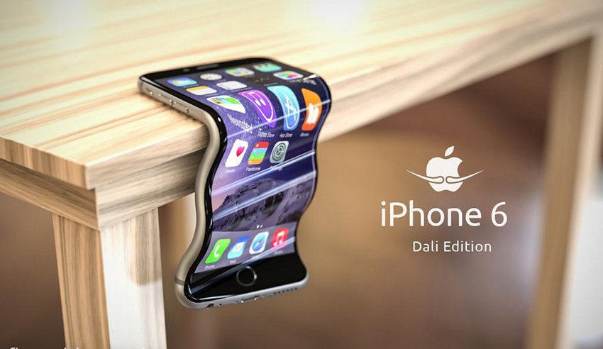 Is it an innovation, is it a flaw… No, it's iPhone 6!