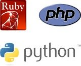 Python, Ruby, PHP: war or just alternatives?