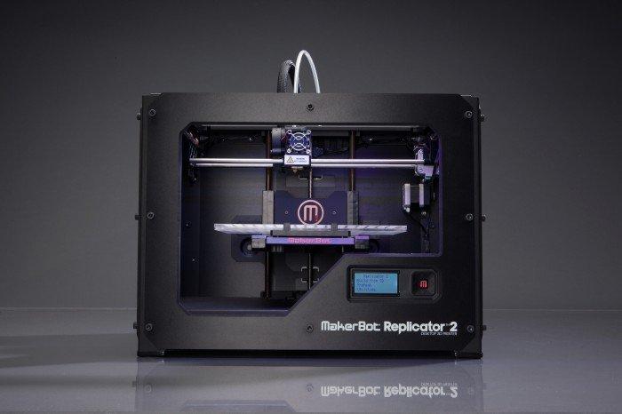 Replicator 2: the Most Advanced Desktop 3D-Printer