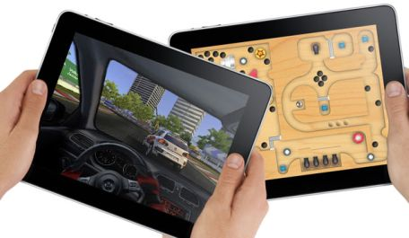 Tablet users pay much more for online apps and content