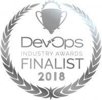 DevOps Industry Awards Finalists 2018