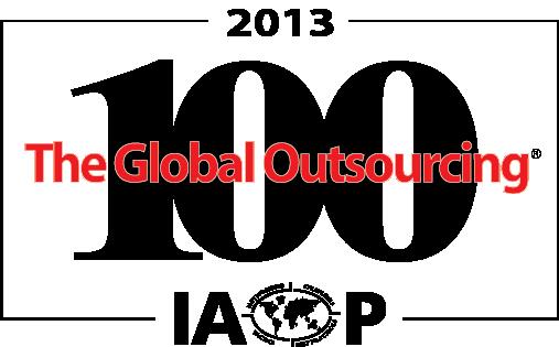 Top-100 Outsourcing (iaop) 2013