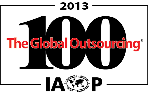 Top-100 Outsourcing (iaop) 2013