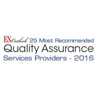 25 Most Recommended Quality Assurance Services Providers 2016