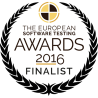 The European Software Testing Awards Finalist 2016