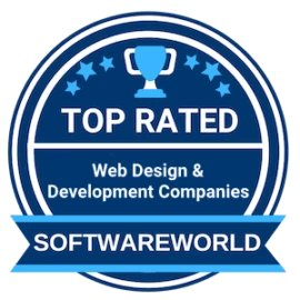 Top Web Design & Development Companies by SoftwareWorld