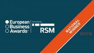 Qarea Triumphs as The National Winner at European Business Awards