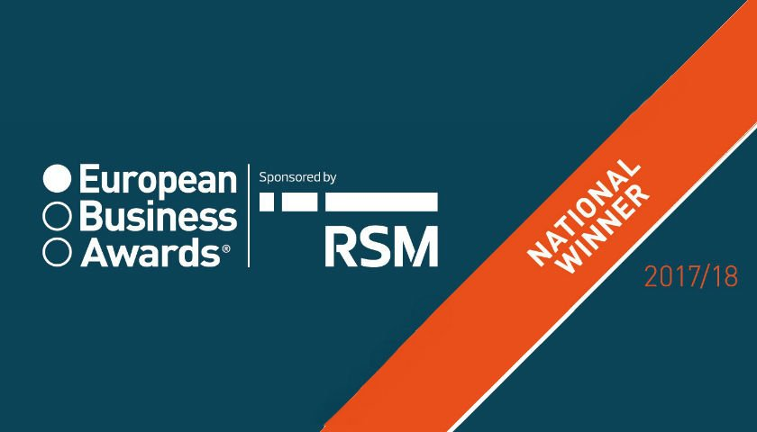 Qarea Winner at European Business Awards