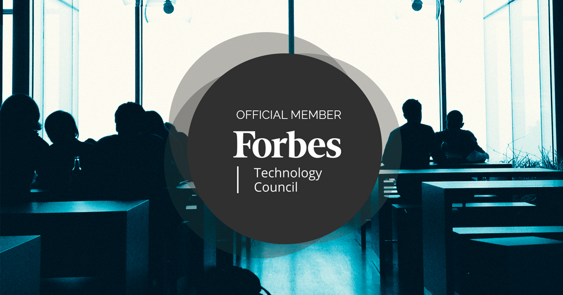 CEO of QArea Maxim Garkavtsev becomes a member of the Forbes Technology Council