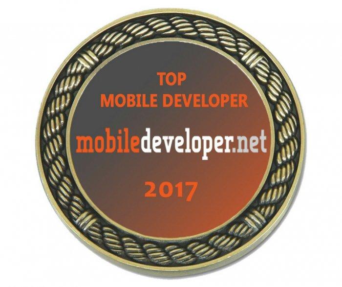 QArea is announced the Best Mobile App Developer 2017