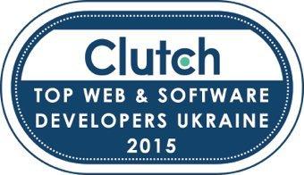 Clutch Top Web & Software Developers Ukraine 2015