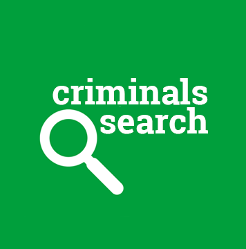 Criminals search