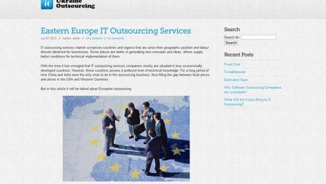 Ukraine Outsourcing 3