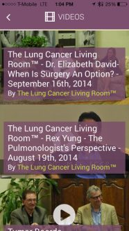 Lung Cancer Foundation 2