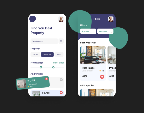 Web Application for Real Estate
