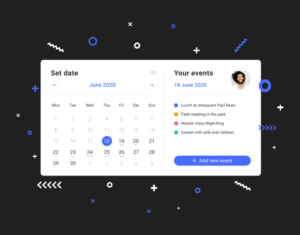 Booking Calendar for the Entertainment Industry