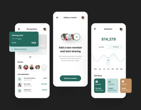 Design Services for a Sharing Economy Platform