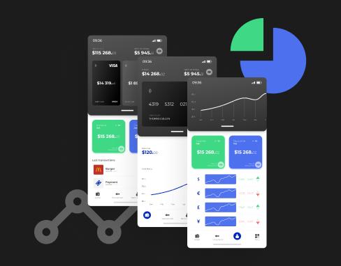 Website Design for an Innovative Fintech Platform