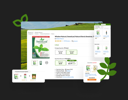 Global Online Natural Products Retailer