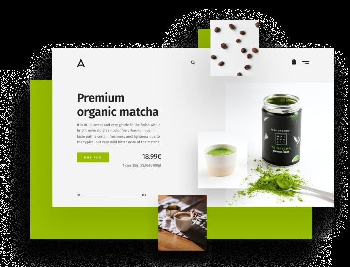 Angelinos Coffee & Tea Online Store