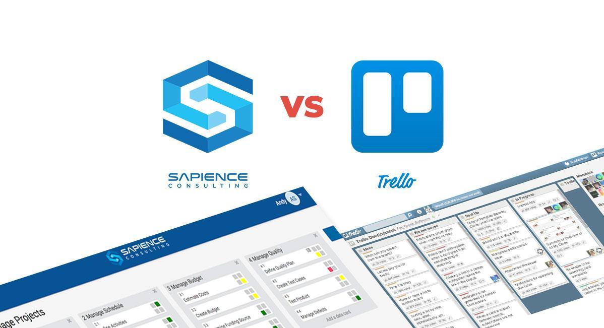 Web development team made a Trello-like app: comparison
