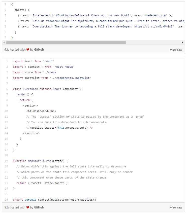 Code samples from expert Drupal developers