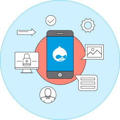 Expert Drupal developers finished work on a responsive data storage for e-commerce.
