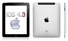 iPad 2 and iOS 4.3