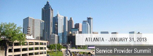 Atlanta Service Provider Summit