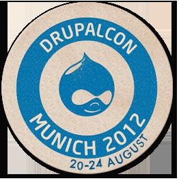 DrupalCon Munich 2012