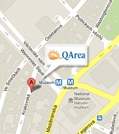 QArea Office in Prague
