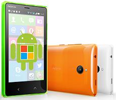 Nokia X Windroid