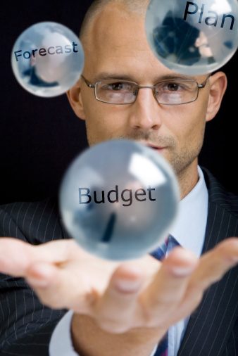 Budget planning for IT outsourcing